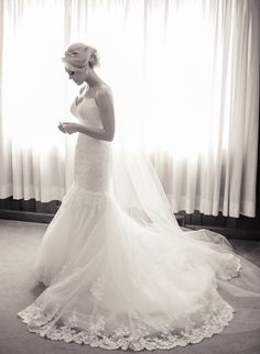 Marianne by Maggie Sottero. Photo by Bamber Photography.