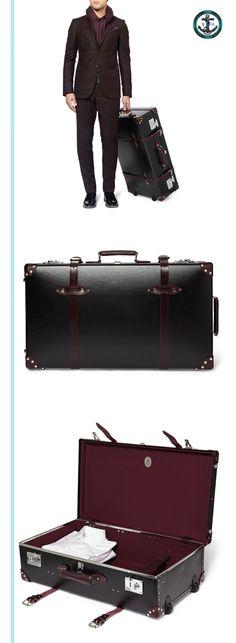 Globe Trotter Suitcase