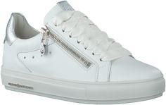 Witte Kennel & Schmenger Sneakers RANK