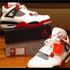 28f6a415c577 My Air Jordan IV. The