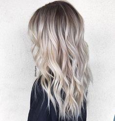 wavy hair inspo