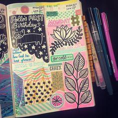 art journal inspiration ...