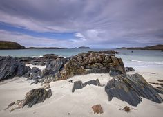 Bosta Beach, Great Bernera, Lewis, Isle of Lewis and Harris, Outer Hebrides, Scotland