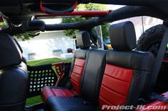 katzkin jeep wrangler unlimited | 09 unlimited rubicon flame red 8 5 teraflex lcg long arm 41x14 50 ...