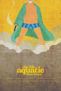 The Life Aquatic - movie poster
