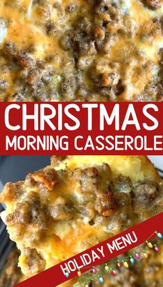 Sausage Hashbrown Breakfast Casserole is a filling, hearty and delicious way to . - Sausage Hashbrown Breakfast Casserole is a filling, hearty and delicious way to start off your morn - Easy Appetizer Recipes, Brunch Recipes, Appetizers, Sausage Hashbrown Breakfast Casserole, Breakfast Sausage Recipes, Corn Casserole, Egg Bake With Hashbrowns, Easy Breakfast Casserole Recipes, Brunch Casserole