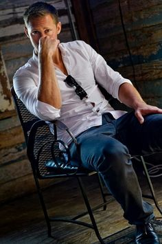 Alexander Skarsgard - Eric Northman - True Blood