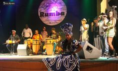 'YORUBA ANDABO performed the world premiere of its new album RUMBA WITH LOVE, promoted and marketed by Cubamusic. The mini album,  presents the themes of  Salsa, Timba with Guaguancó and Rumba with Love. www.cubamusic.com