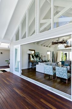 chairs/ slipper style. Australian Coastal Style - 7 steps to achieve this look