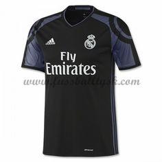 La Liga Fussball Trikots Real Madrid 2016-17 3rd Trikot Kurzarm