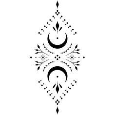 Inkbox Tattoo, Tattoo Signs, Mandala Tattoo, Back Tattoo, Time Tattoos, All Tattoos, Tatoos, Boho Tattoos, Bohemian Tattoo Ideas