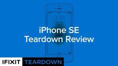 iPhone SE Teardown Review!