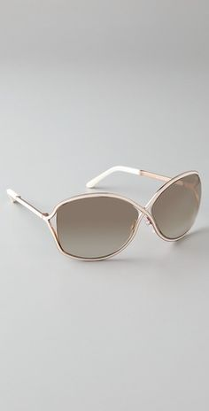 "Tom Ford ""Rickie"" Sunglasses - I can think of 20 reasons why I shouldn't, but I really, really want to . . ."