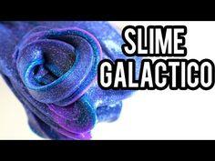 Como hacer slime galáctico o moco de gorila galáctico, super fácil - Tutoriales Belen - YouTube #diy #tutorial #tutorialesbelen #tutoriales #tutorials #galaxy #slime #galactico