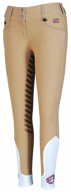 Equine Couture Ladies Bostonian XKP Breeches