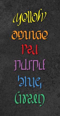 #Ambigram #BrandIdentityDesign #CorporateDesign #LogoDesign Presented by http://www.TheBusinessLogo.com http://www.thebusinesslogo.com/logo-design-gallery.html