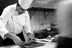 Brand Design Koch Selection Gourmet Dinner