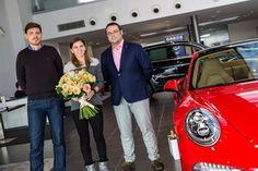 O inlocuieste Halep pe Sharapova ca ambasador Porsche ? #simonahalep