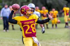 Going for the pass #sports #football