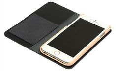 Zenus Black Tesoro Diary for iPhone 6