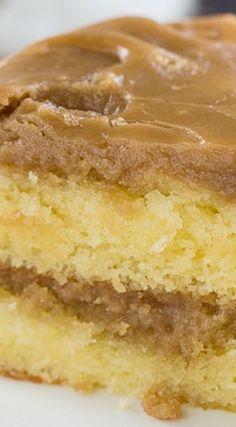 Southern Caramel Cake | Nosh-up