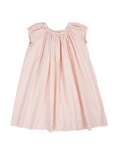 Simple children's clothes highlight a child's face. Little Girl Fashion, Little Girl Dresses, Kids Fashion, Girls Dresses, Baby Kind, My Baby Girl, Marigold Dress, Fashion Moda, Stylish Kids