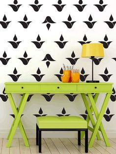 Buttercup Pattern Wall art South Africa Stickart