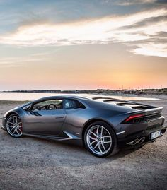 Dream is to have one of these fancy Lamborghini Huracans  someday.