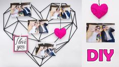 This DIY tutorial is about how to make a heart-shaped wall hanging with bamboo sticks and a hot glue gun. You can attach photos, notes, cards on it. Also in the video I make a heart out of cardboard and threads - this is an easy craft that looks very cozy and beautiful. Heart Wall, Diy Wall Decor, Home Decor, Glue Gun, Diy Tutorial, Sticks, Easy Crafts, Bamboo, Kitten