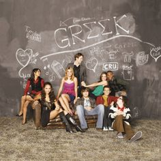 Greek (TV Series 2007–2011)