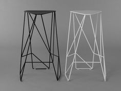 Image result for steel rod stools