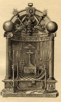 A collection of our best Masonic articles that will teach you all you need to know about Freemasonry and Freemasons. Find out more about Freemasonry here. Masonic Art, Masonic Lodge, Masonic Symbols, Ex Libris, Rose Croix, Alchemy Symbols, Esoteric Art, Occult Art, Freemasonry