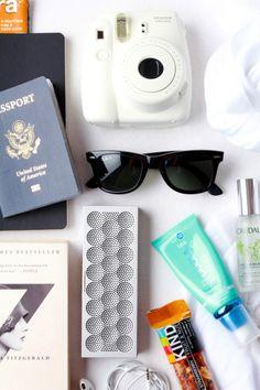 12 Travel Essentials