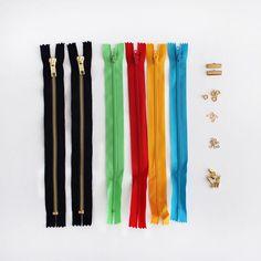 Zipper Bracelets Kit