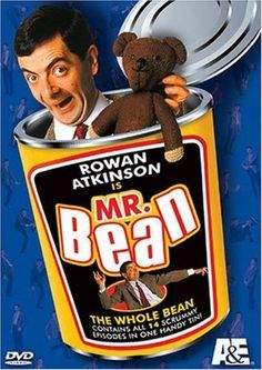 Mr.Bean   『Mr Bean: Complete Collection [DVD] 』(2003)