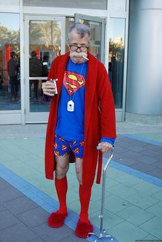 Old Superman, Cosplay, Jackets, Fashion, Down Jackets, Moda, Fashion Styles, Fashion Illustrations, Jacket