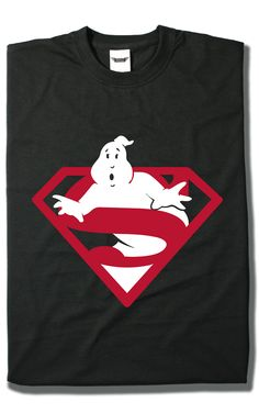 Camiseta Supercazafantasmas