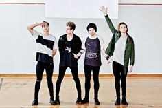| 5SOS NEW SINGLE GIRLS TALK BOYS LEAKED BEFORE RELEASE DATE! (VIDEO) | http://www.boybands.co.uk