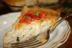 Deep South Dish: Crabmeat Quiche