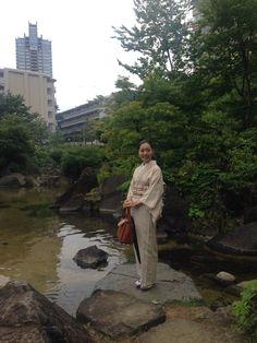 In midtown, Roppongi