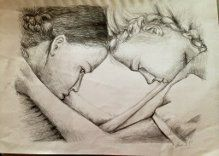 Fan art it's amazinggggggggg Hunger Games Drawings, Mockingjay, Book Characters, Fanart, Deviantart, Books, Pictures, Photos, Libros