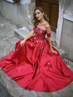 53ef71364785c Little Black Dress Fashion Show Short Sleeve Prom Dresses, Prom Dresses Two  Piece, Long