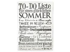 XXL Vintage Shabby Schild Wandschild