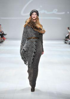 line knitwear