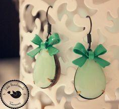 Ohrhänger ❃ Jade ❃ von Little Handmade Treasures auf DaWanda.com