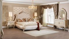 Firuzan Klasik Yatak Odası