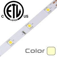 Daylight White High Brightness LED Strip 43W-1950lm