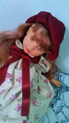 Boneca Antiga Da Baby Brink Raridade Ruiva Belíssima - R  150,00 em Mercado c7bccddbbd