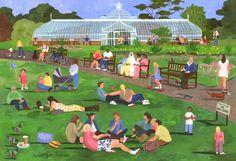 Jennifer Thomson - Sunday Gathering Glasgow Botanics