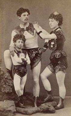 A circus family
